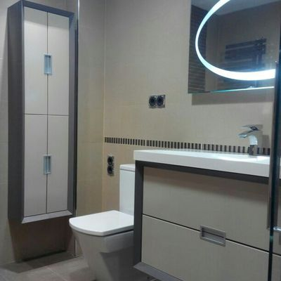 baños paredes