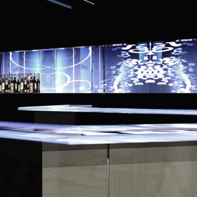 Bar hotel Prat 2000