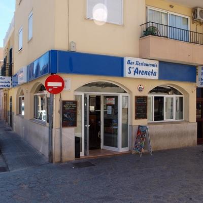 BAR RESTAURANTE S'ARENETA, CALLE TIMÓ DEL PORTIXOL (PALMA)