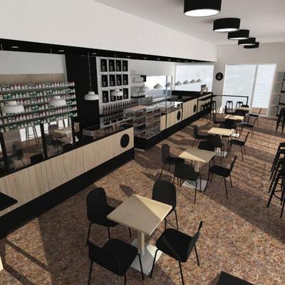 cafeteria - pub
