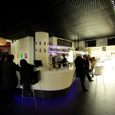 Interior Bar la Tentazzion