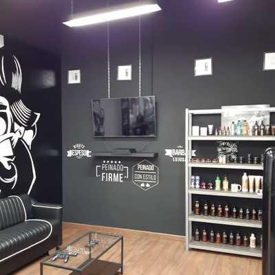 Diseño e instalación de Barbería