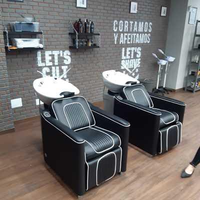 Reforma integral de Barbería