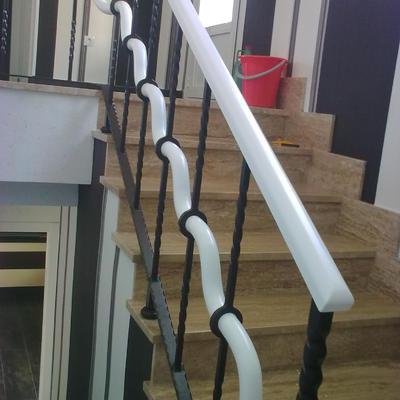 baranda de escalera