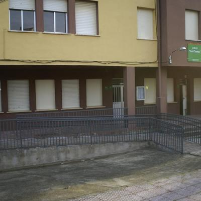 Barandas Colegio de Pinofranqueado