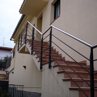 Presupuesto barandilla escalera en guadalajara online - Barandillas de escaleras ...