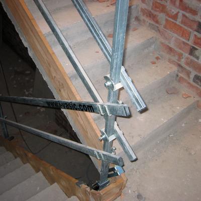 Barandilla Protección Escalera