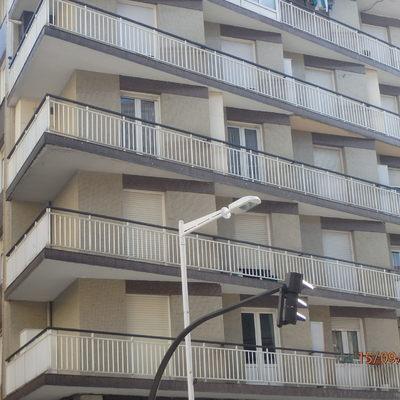 barandillas balconeras