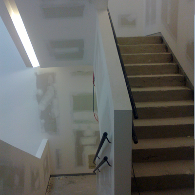 barandillas escaleras archivo historico bilbao