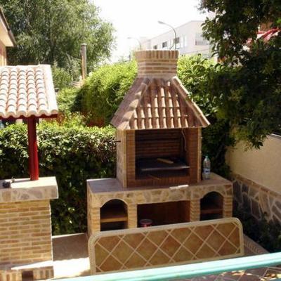 barbacoa en Manzanares el Real