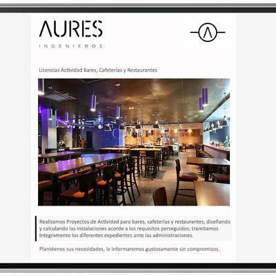Bares, Cafeterías y Restaurantes