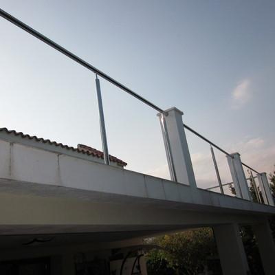Barndilla terraza