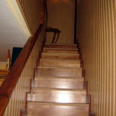 barnizado de escaleras