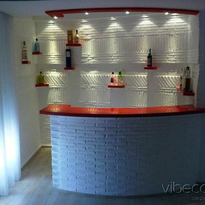 Hacer barra bar en casa precio y presupuestos online - Barra de bar en casa ...
