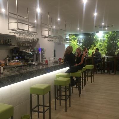 Reforma de local para el Restaurante el Rincón del Capricho de Madrid