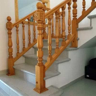 Barrandilla de escalera