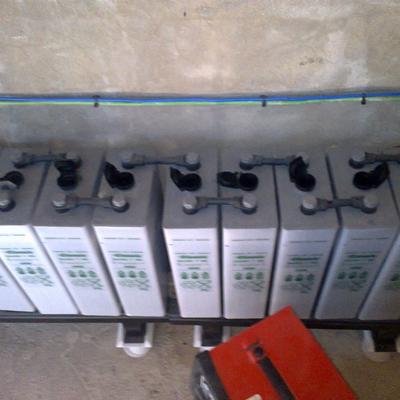 Baterias Para Acumulacion Solar