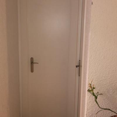 Cambio de puertas de habitación
