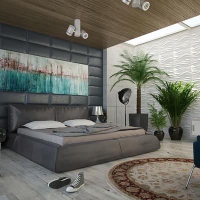 Naturaleza en el dormitorio