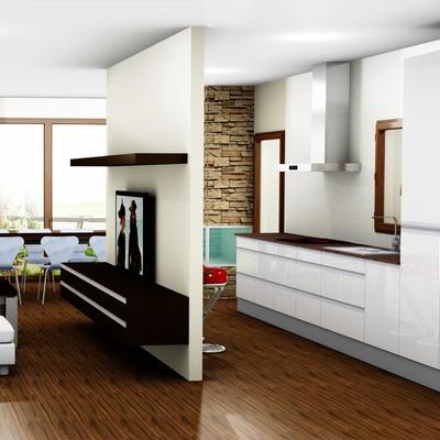 proyecto salon cocina