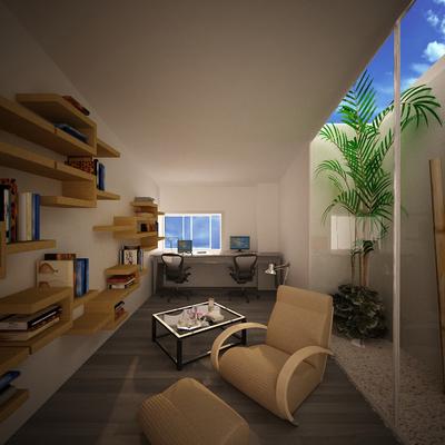 Sala de relax y estudio