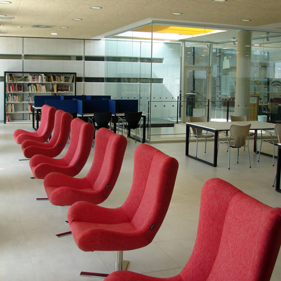 """Biblioteca """"Lope de Vega"""" de Tres Cantos"""