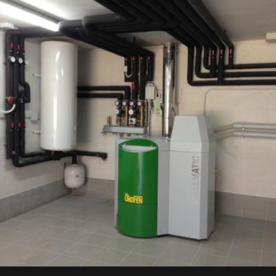 Biomasa Sant Celoni