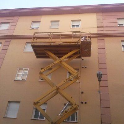 bloque en Huelva