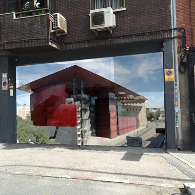 Pintura para puerta de garaje