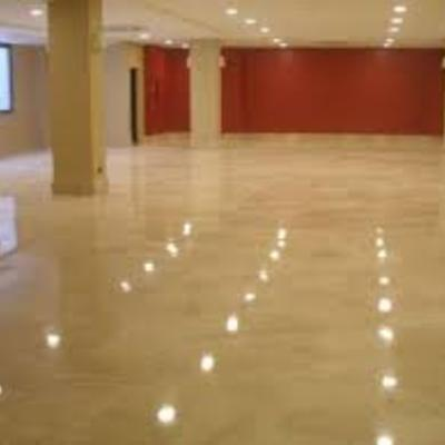 pulido y abrillantado de pavimentos de marmol