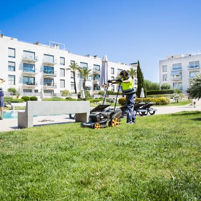 Mantenimiento jardines