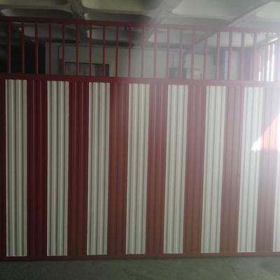 Pintado de puerta de garaje