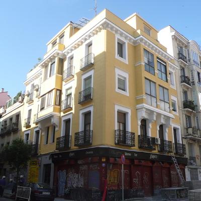 C/ Cardenal Cisneros 39, Madrid