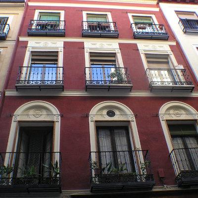 C/ Cervantes 14, Madrid