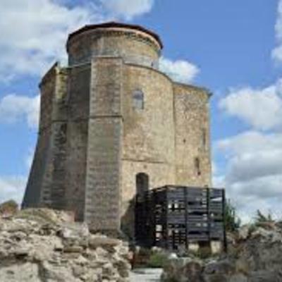 Torre del Homenaje del Castillo de los Duques de Alba, en Alba de Tormes (Salamanca).