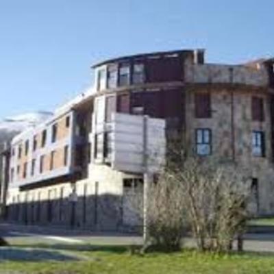 Edificio de 24 viviendas en San Martin de Teverga, Asturias.