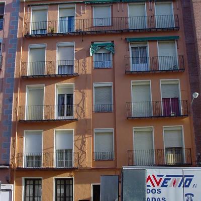 C/ Jeronima Llorente 65, Madrid
