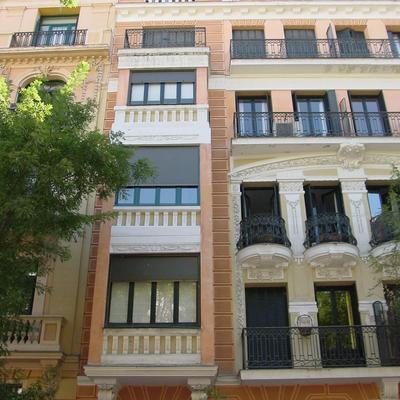 C/ Monte Esquinza 12, Madrid