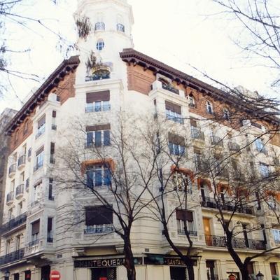 C/ Moreto 17 Madrid