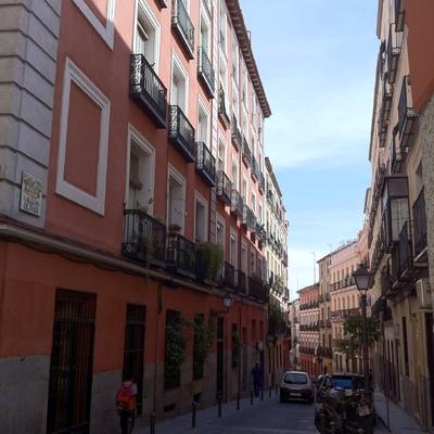 C/ Olivar 7, Madrid
