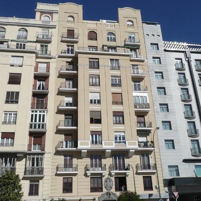 C/ Reina Victoria 14, Madrid