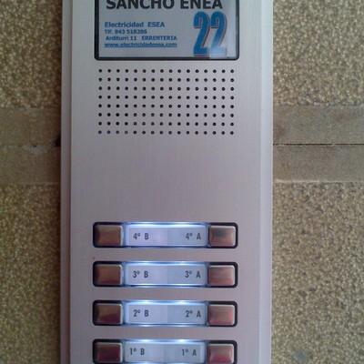 c/. Sancho Enea 22   ERRENTERIA