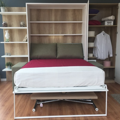 CAMA ABATIBLE VERTICAL