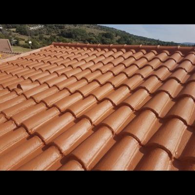 Impermeabilizacion chalet tejado