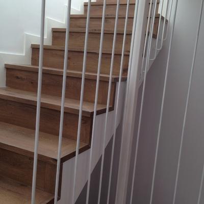 Badalona parquet, escaleras, puertas y baños 10