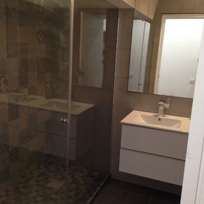 Badalona parquet, escaleras, puertas y baños 12