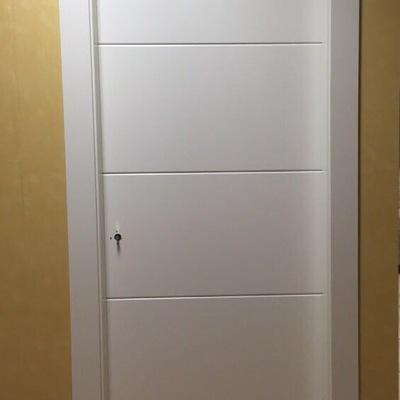 Puertas de paso interior