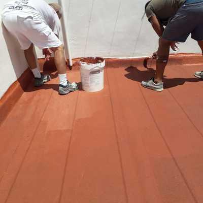 Pintura de suelo
