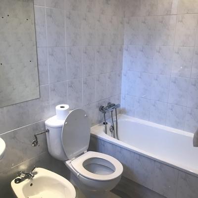 Reforma de baño antes
