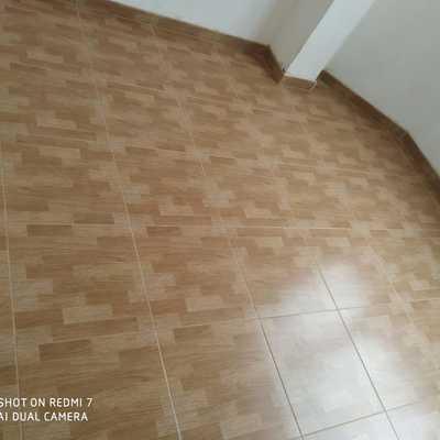 instalación  pavimento ceramico